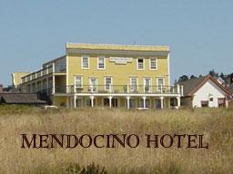 Haunted Places Mendocino Hotel